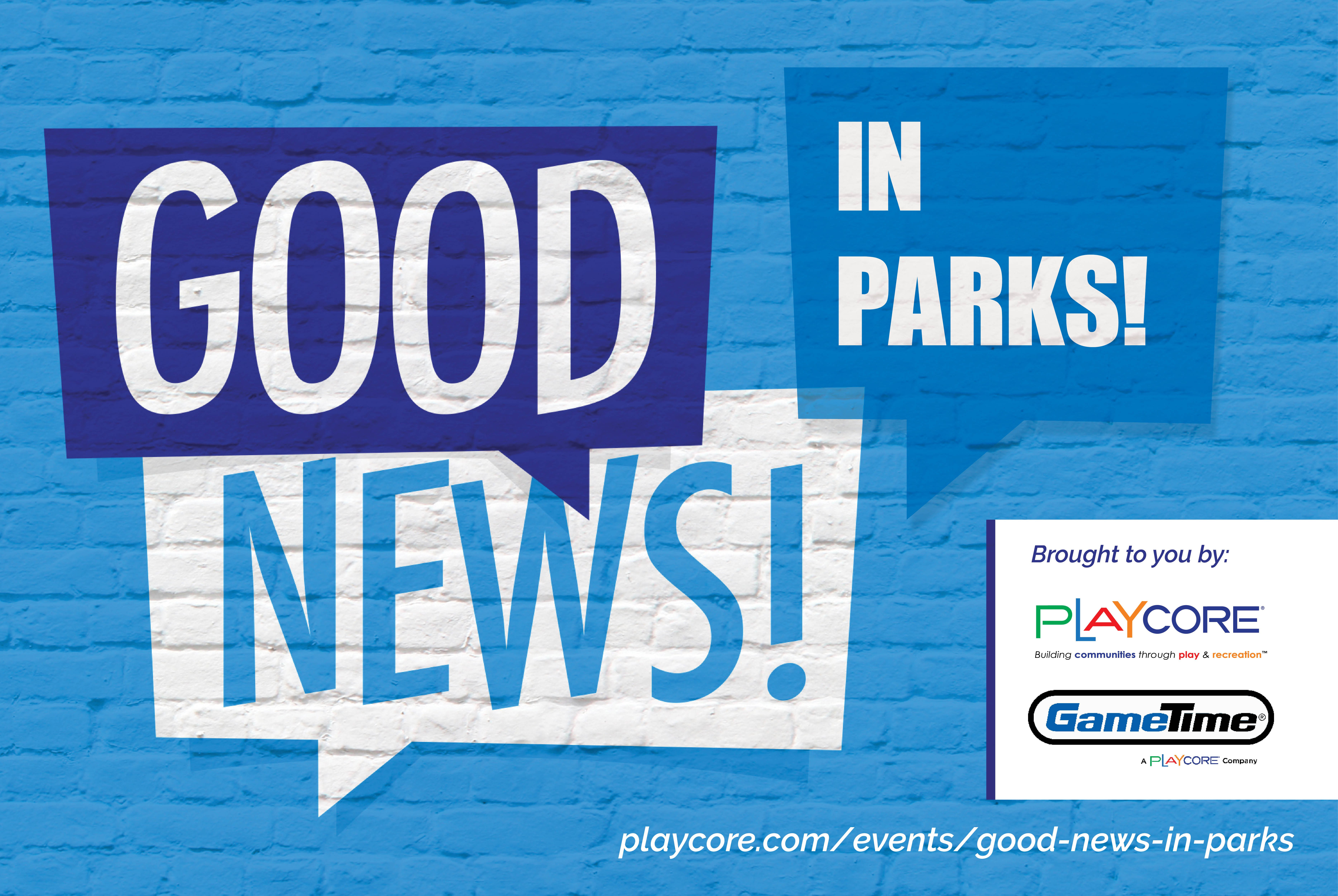 Good News in Parks - Banner