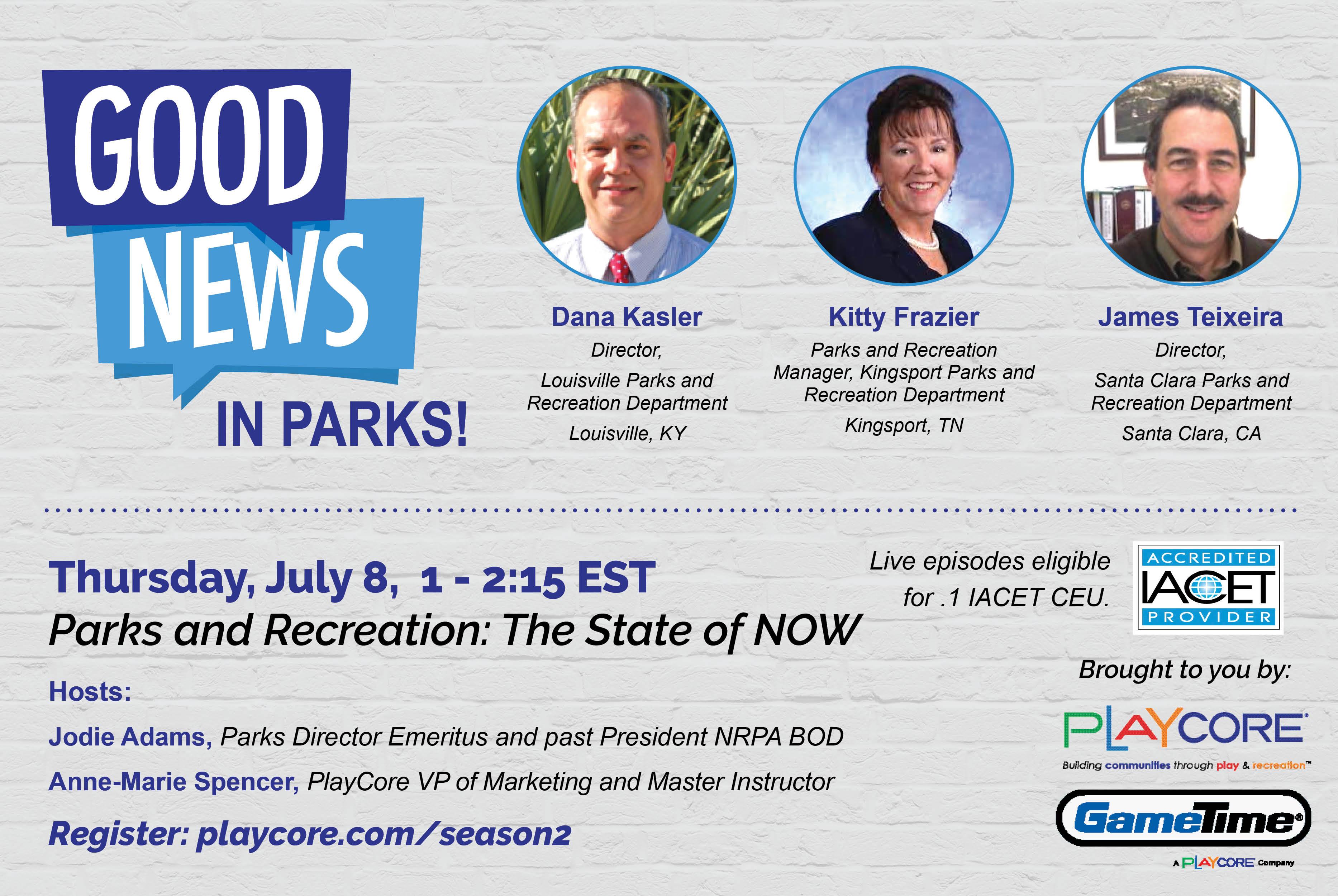 Good News in Parks - Season 2 - Banner Image-Episode 7